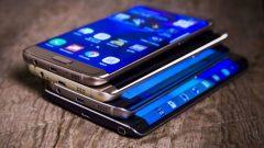 Samsung telefonlarını yanlışlıkla güncelledi!