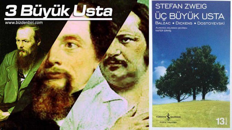 Stefan Zweig – Üç Büyük Usta