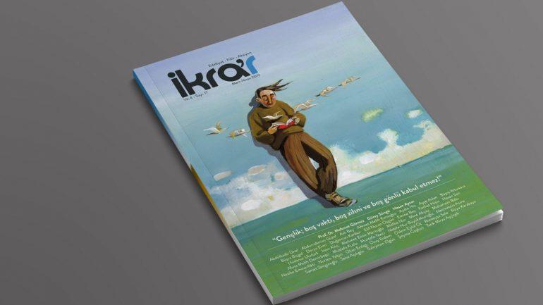 İkra'r Dergi 17. Sayısı Çıktı