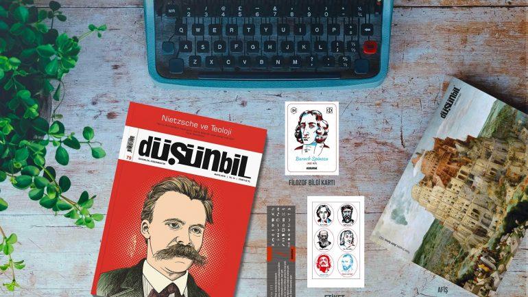 """Düşünbil Dergisi'nin """"Nietzsche ve Teoloji"""" Sayısı Çıktı"""