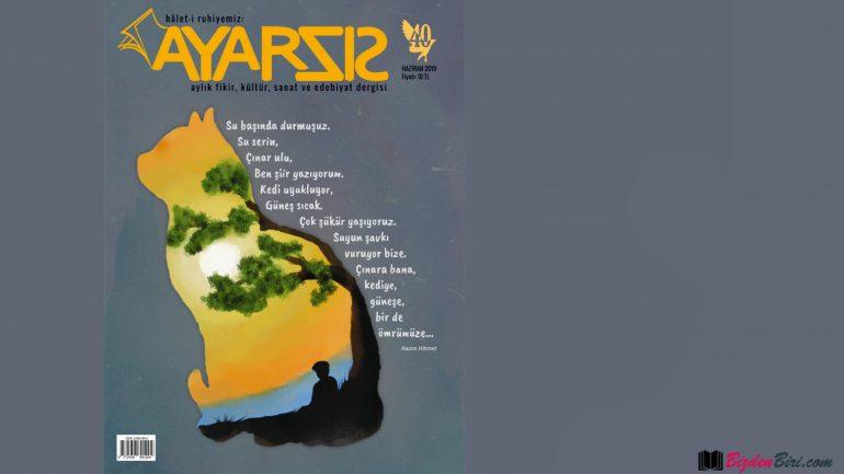Ayarsız Dergisi 40. Sayı Okurla Buluşuyor!