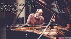 Piyanoyu Dillendiren İtalyan: Fabrizio Paterlini